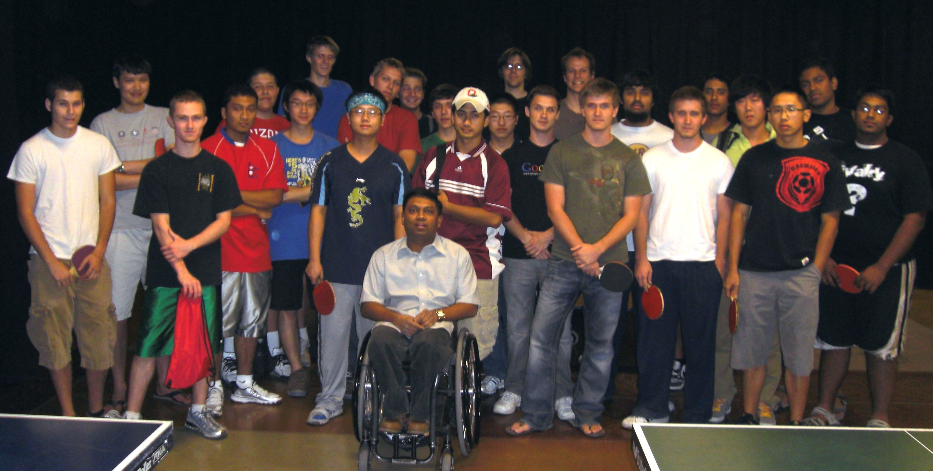Southern Arizona Table Tennis Association :: SATTA Home